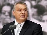 """""""Wir leisten Widerstand"""": Orban wettert gegen """"Mischkontinent""""-Plan"""