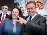 SPD wendet Kampfkandidatur ab: Oppermann erhält Prestigeamt im Bundestag