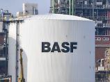 Der Börsen-Tag: BASF fährt deutliches Plus ein