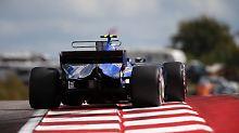Lässt Mercedes ihn im Stich?: Wehrlein droht abruptes Formel-1-Aus