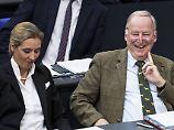 Vergleich mit NS-Opfern: Rauerer Ton im Bundestag? Die AfD liefert