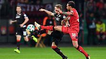 Der Sport-Tag: Union-Bus im Stau - Pokalspiel verspätet angepfiffen