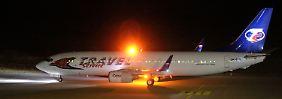 Abschiebung von Leipzig/Halle: Charterflug bringt Asylbewerber nach Kabul