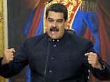 Vorteil Maduro: Venezuelas Opposition droht die Spaltung