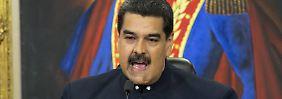 """Mit dem """"Petro"""" aus der Krise?: Venezuela plant eigene Kryptowährung"""