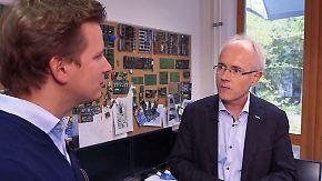 """Startup News: Jochen Schiller, Informatikprofessor: """"Sie brauchen ein viel größeres Spektrum"""""""