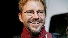 Peter Steudtner ist bereits einen Tag nach seiner Freilassung zurück in seiner Heimat Berlin.