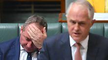 Doppelpass kostet Mandat: Australische Regierung verliert Mehrheit