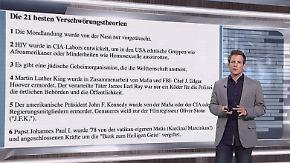 n-tv Netzreporter: An #JFK kommen Verschwörungstheoretiker nicht vorbei