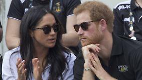 Promi-News des Tages: Königshaus stoppt Hochzeit von Prinz Harry und Meghan Markle