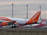 40 Millionen Euro für 25 Flieger: Easyjet übernimmt Teile von Air Berlin