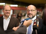 Telefonat vor Hamburg-Konferenz: Schulz relativiert Scholz' Kritik