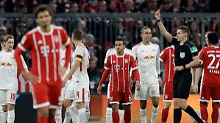 Münchner Dominanz nach Blitz-Rot: FC Bayern erobert Tabellenspitze zurück