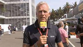 """Christian Danner zu Vettels Pole in Mexiko: """"Die Konkurrenz lauert in der ersten Kurve"""""""