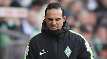 """""""Kann keine Jobgarantie geben"""": Bremen steht mit Nouri am Abgrund"""