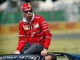 """Hamilton """"der bessere Mann"""": Vettel ist nach WM-K.-o. völlig geknickt"""