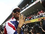"""Stimmen zu Hamiltons WM-Triumph: Presse huldigt """"König Lewis IV. Hamilton"""""""