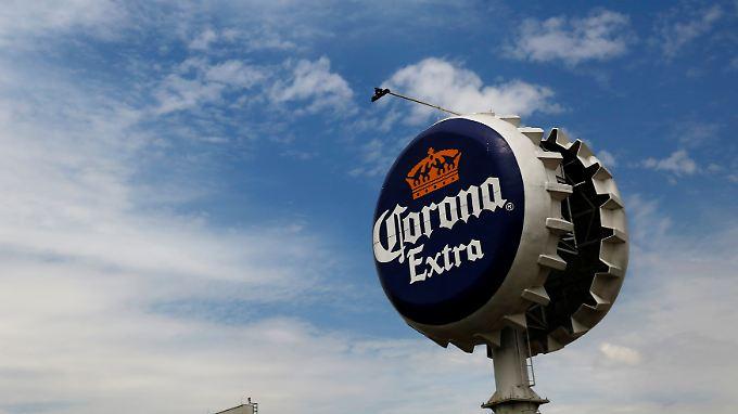 Corona - in den USA demnächst mit einem neuen Extra.