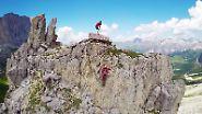 Ratgeber - Reportage: Eine Reise durch die Dolomiten