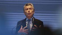 """""""Eine neue Zeit beginnt"""": S&P stuft Argentinien herauf"""