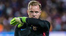 "Ter Stegen: Respekt ist wichtig: ""Katalonien"" beschäftigt FC Barcelona"