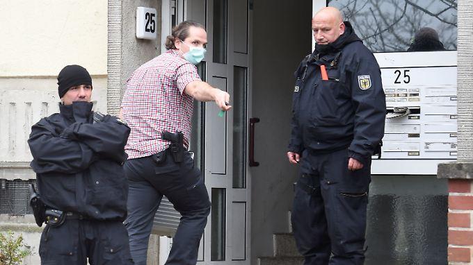 Terrorverdacht in Schwerin: 19-Jähriger Syrer stand kurz vor schwerem Anschlag