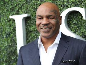 Hat einen neuen Plan: Mike Tyson.