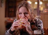 Rein damett!: Gina-Lisa packt die Fleischeslust