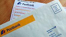 Erneute Preiserhöhungen: Diese Postbank-Dienste werden teurer
