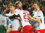 """Quasi-Matchball in Porto: RB Leipzig brennt auf """"Stunde der Wahrheit"""""""