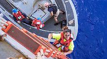 Kein Unwetter über dem Pazifik: Haben Seglerinnen Odyssee erfunden?