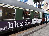 Zwischen Hamburg und Köln: Flixbus bringt HKX wieder auf die Schiene