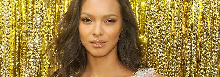 Promi-News des Tages: Dieser Victoria's-Secret-Engel präsentiert den Fantasy Bra