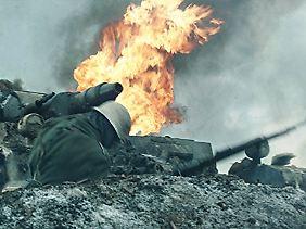 """Nur ein Film, aber dennoch beklemmend: """"28 Soldiers"""" zeigt den Zweiten Weltkrieg, wie er war."""
