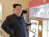 Vor Trumps Asienreise: Setzen USA Nordkorea wieder auf Terrorliste?