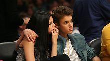 Business oder Romance?: Bieber und Gomez turteln in L.A.