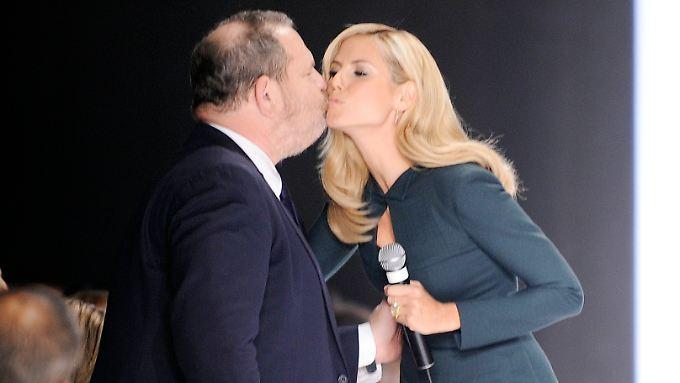 Wie viel Freiwilligkeit liegt wohl in diesem Kuss?