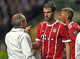 So läuft der elfte Spieltag: Wut-Blut-Bayern zertrampeln BVB-Gefühle