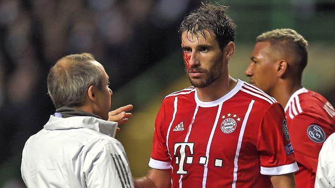 Javi Martinez und der FC Bayern wollen den BVB sportlich bluten lassen.