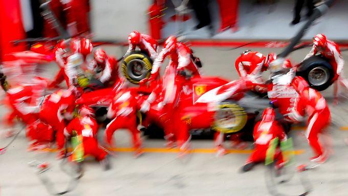 Formel 1 ohne Ferrari? Nicht vorstellbar. Genau darauf dürfte der Rennstall mit seiner subtilen Drohung setzen.
