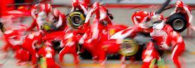 Zoff um neuen Motorenplan: Ferrari kokettiert mit Formel-1-Ausstieg