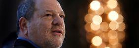 Weinstein droht Haft: Polizei ermittelt wegen Vergewaltigung