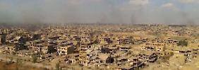 Autobombe in Ostsyrien: Dutzende Tote bei Anschlag in Deir Ezzor