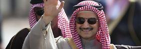 Machtkampf in Saudi-Arabien: Kronprinz setzt reichsten Araber fest