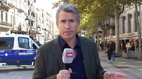 """Jürgen Weichert in Barcelona: """"In Belgien kann Puigdemont länger in Freiheit bleiben"""""""