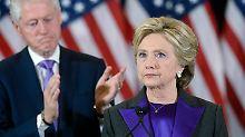 """""""Geruch des Versagens"""": Ex-Parteichefin wollte Clinton auswechseln"""