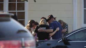 Schüsse in der Kirche: Mann tötet 26 Menschen in Texas