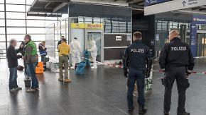 Rätsel um Toten in Laatzen bei Hannover: Messemitarbeiter machen grausamen Fund