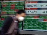 Der Börsen-Tag: Nikkei dreht in letzten Minuten ins Plus