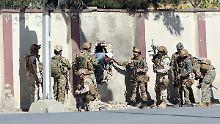 IS hinter Angriff in Kabul?: Islamisten ermorden 20 TV-Mitarbeiter